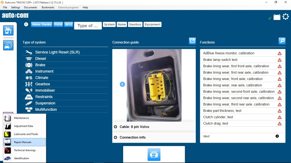 Autocom CDP+ - diagnostic for cars, trucks and commercial transport