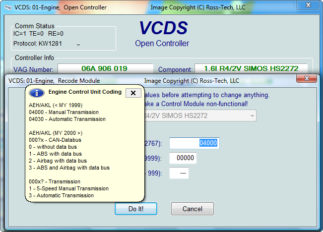 Vcds Software